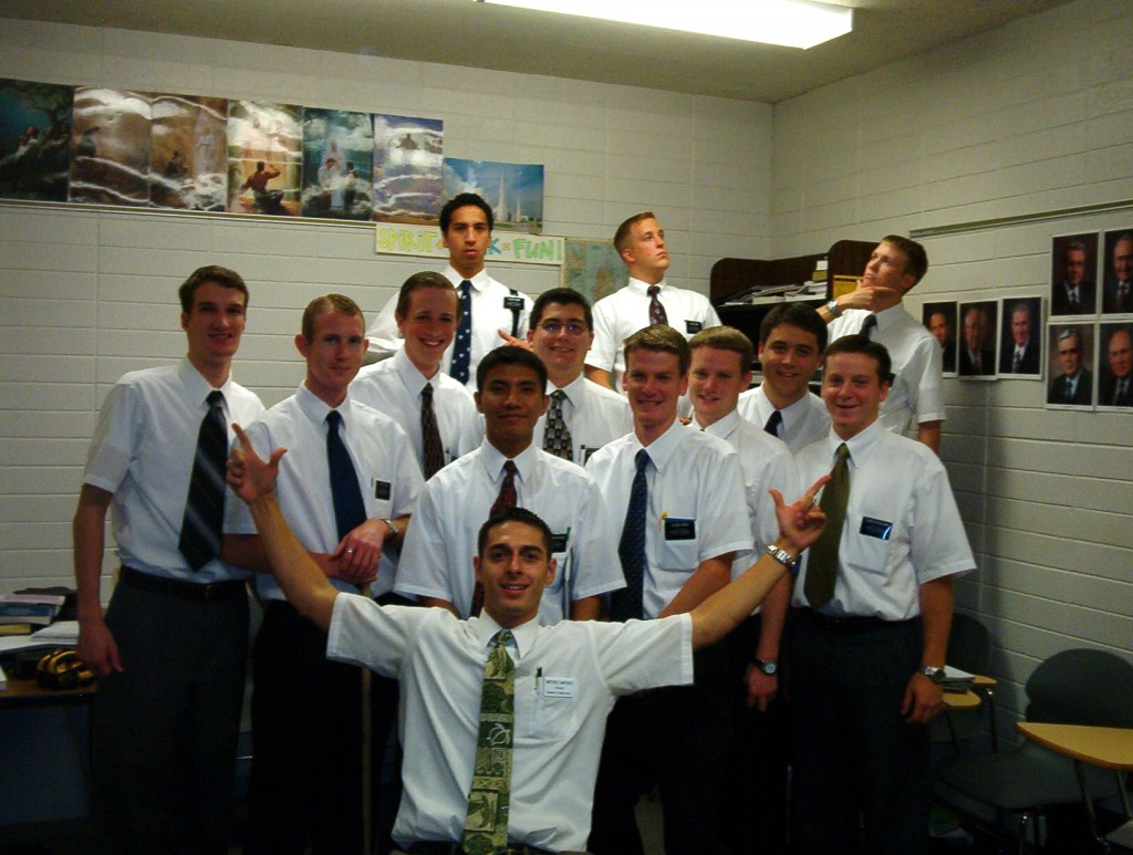 The MTC District. Macarannas b.Ahmu, Orme, Jones m. Clark, Lewis, Arnesen, Macarannas, Fairbanks, Craig, Pieper, Cox, Spaulding, f.Bro.Santiago