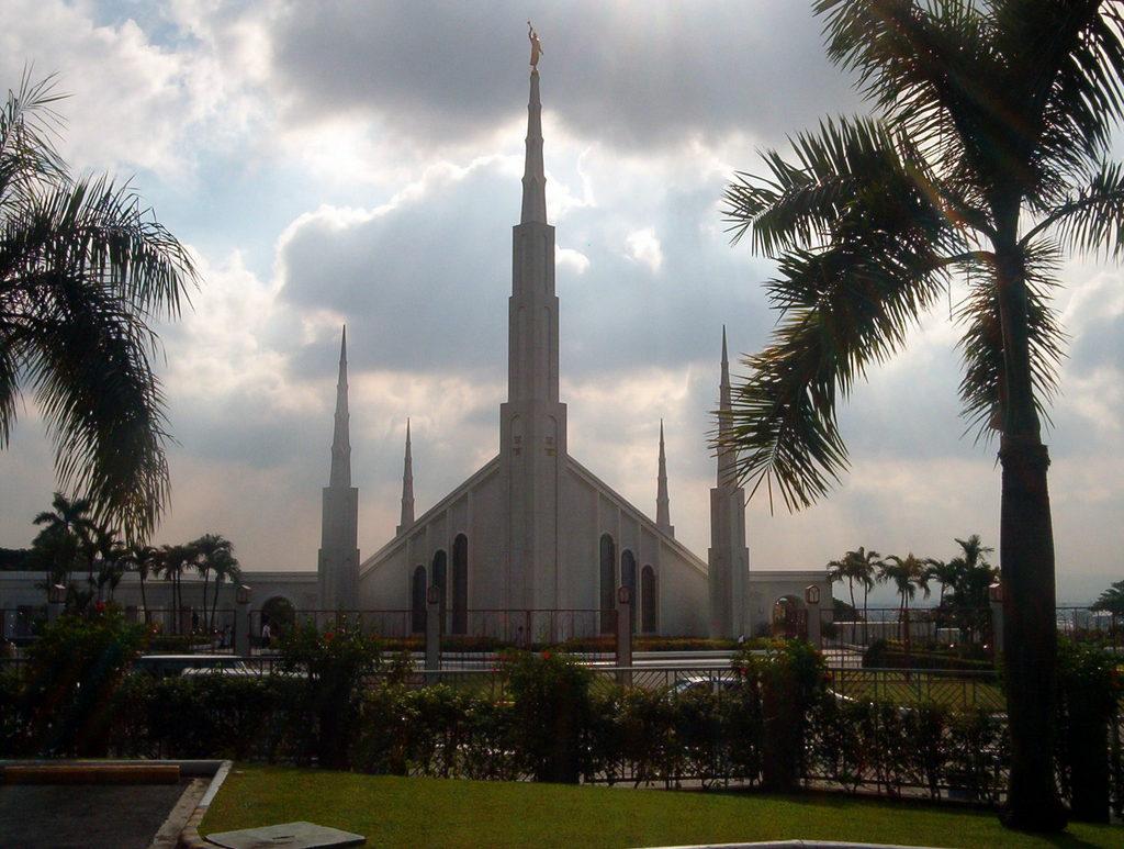 Philippines Manila Temple