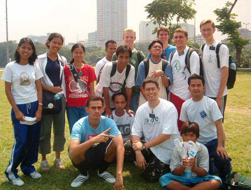 Zone Activity in Rizal Park (b. Cayubyub, Durbano, Graham, m. __, Antanante, Riparip, _____, ________, Tipton, Arnesen, f. Sunnex, Alongo)