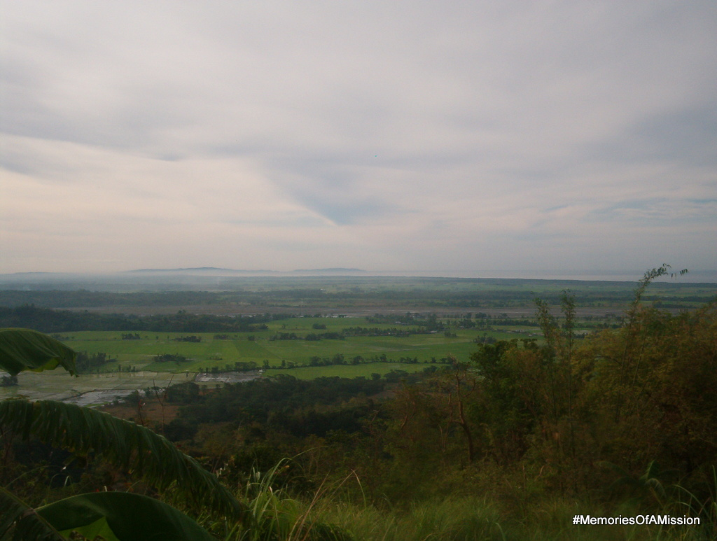Mindoro from the top of Radar